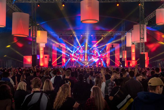 WOO HAH! festival in Hilvarenbeek.
