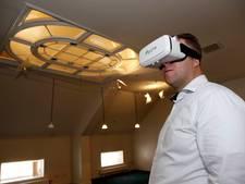 Saai kantoor wordt met 3D-bril fraai appartement