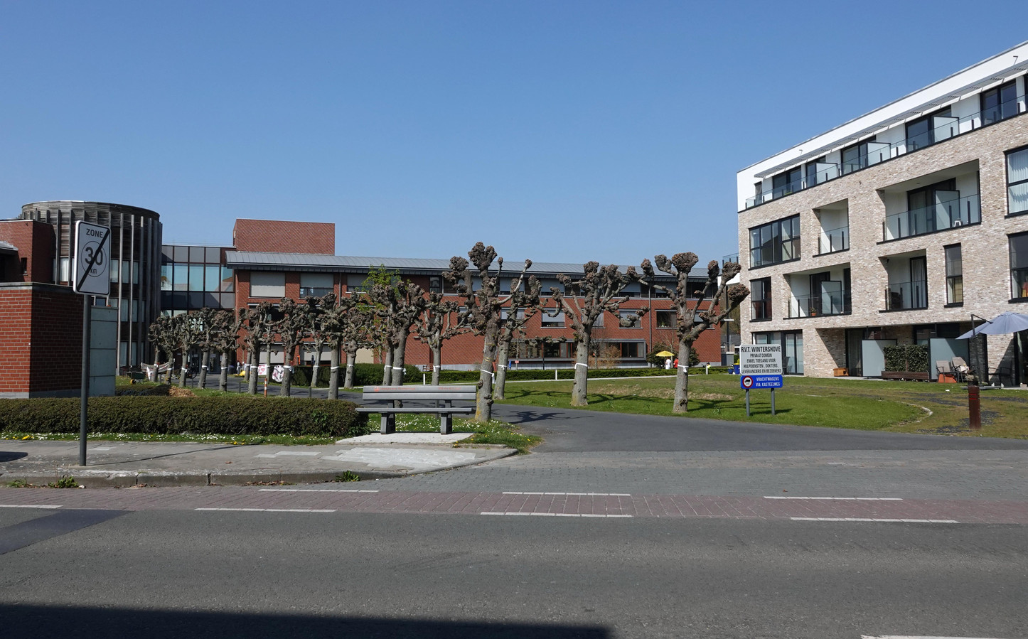 In rusthuis Wintershove in Vlamertinge werden zowel bewoners als personeel besmet.