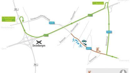 Vier maanden werken op Heirweg tussen Laarne en Lochristi