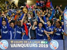 La Coupe de la Ligue en France, c'est fini