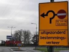 Gemeente Cranendonck blijft sluipverkeer ontmoedigen