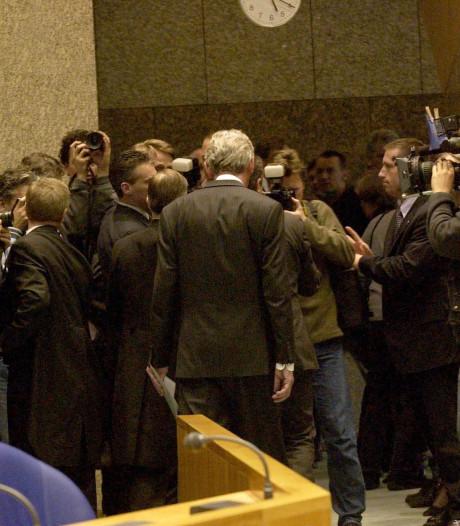 Rutte: Drama Srebrenica drukte tot laatst zwaar op Wim Kok