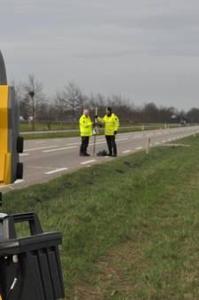Zwaargewonde bij aanrijding op Absdaalseweg in Hulst