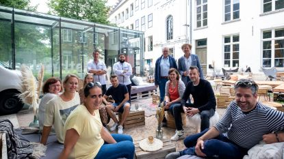 "Taste-M lanceert At The Chapel: ""Pop-up bar voor zomers genieten"""