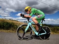 Le Belge Wout van Aert remporte le contre-la-montre du Critérium du Dauphiné