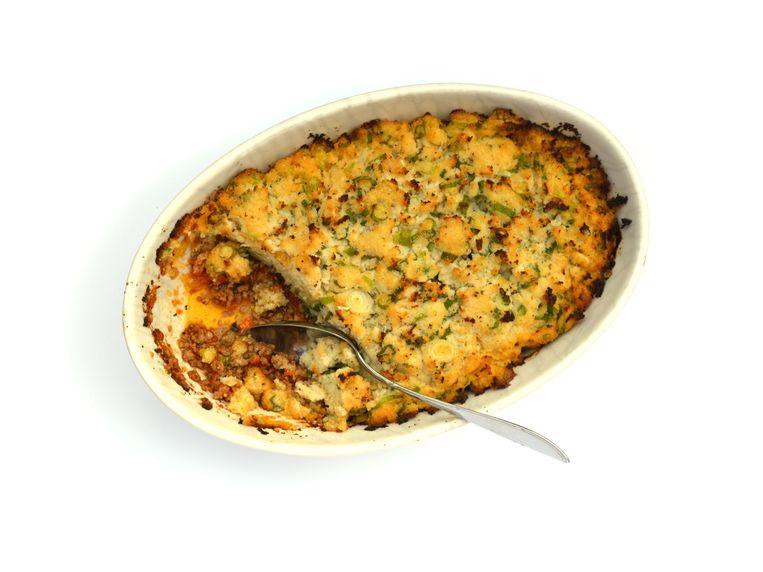 Ierland Shepherd's Pie Beeld Karin Luiten