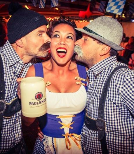 Grote Markt wordt één weekend een Duits bierfestijn