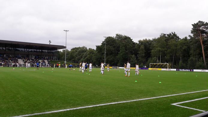 De eerste training van Vitesse in juni 2018