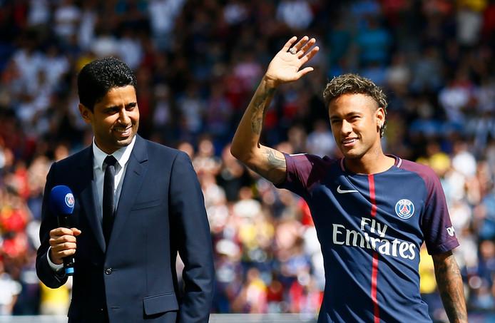 Barcelona verkocht Neymar afgelopen zomer voor 222 miljoen euro.
