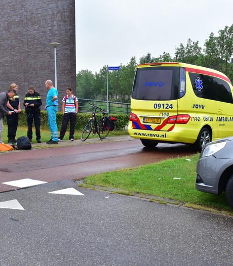 Aanrijding op Sandelhout in Houten
