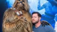 IN BEELD. BV's vliegen voor een laatste keer naar het 'Star Wars'-universum