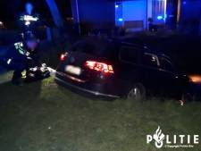 Bestuurder in auto van moeder met 220 over A12 tijdens achtervolging