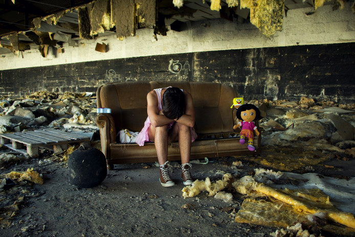 Steeds vaker komen meldingen binnen van kinderen die in het buitenland zijn achtergelaten