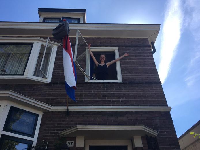 Tamara van Berkel uit Enschede