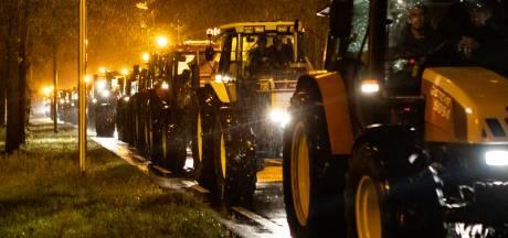 Het boerenprotest in zeven foto's