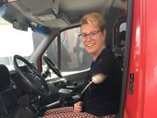 Karin uit Lutten liet zich niet kisten door dubbele pech, maar vraagt nu toch om hulp