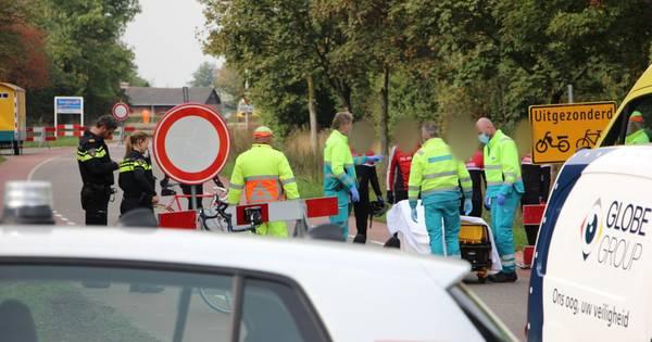 Wielrenner gewond bij ongeval Gendringen.