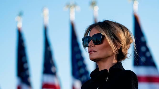 Tijd voor familie, decoreren en een boek: dit staat er op de agenda van Melania Trump nu ze niet langer first lady is