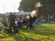 Carbidschieten op Schouwen-Duiveland mag onder strenge voorwaarden; maximaal 4 schutters per melkbus