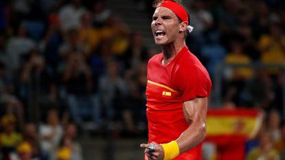 Servië en Spanje spelen finale ATP Cup