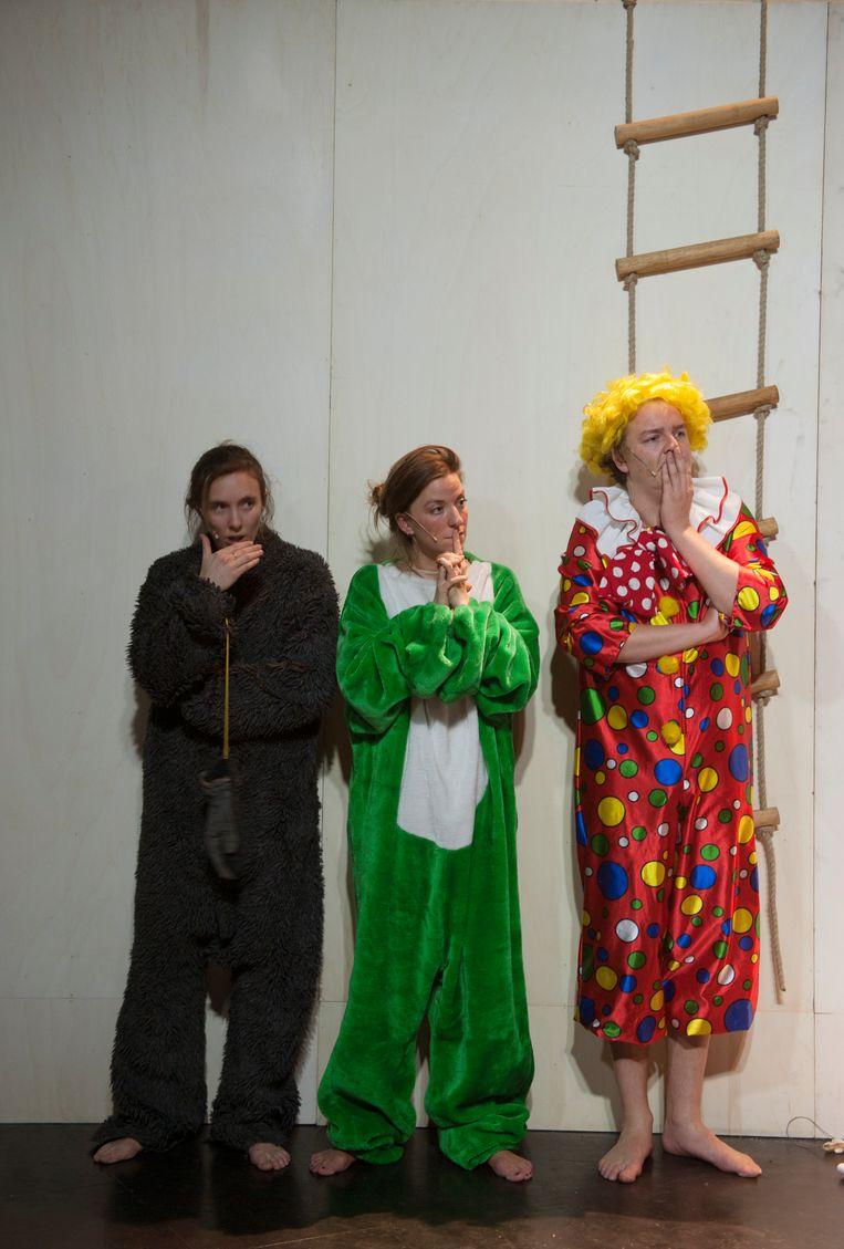 Theatercollectief BOG Beeld x