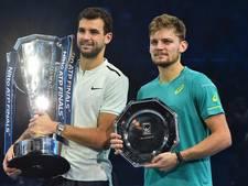 Dimitrov verslaat Goffin in verrassende finale ATP Finals