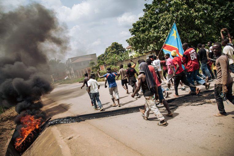 Terwijl de Congolezen op de verkiezingsuitslag wachten, neemt de onrust toe.