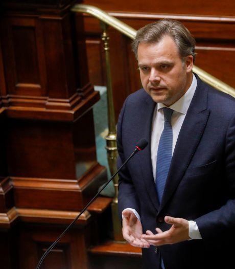 La Belgique est parée pour une seconde vague, selon Philippe De Backer
