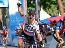 Tour de Californie: Sagan retrouve ses bonnes habitudes