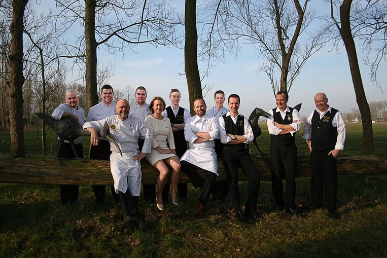De horecafamilie Dendooven, bekend van 'Hof ter Doest' in Lissewege wil het restaurant openen in het voorjaar van 2018.