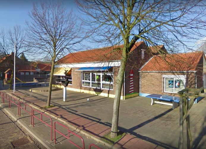 Basisschool De Schute aan de Schuitvlotstraat in Biggekerke.