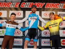 Binche-Chimay-Binche: Tom Van Asbroeck s'impose au sprint devant Oliver Naesen