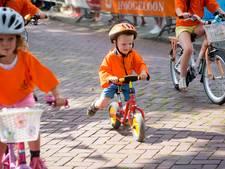 Drie rondjes keihard fietsen voor kinderen in Zambia
