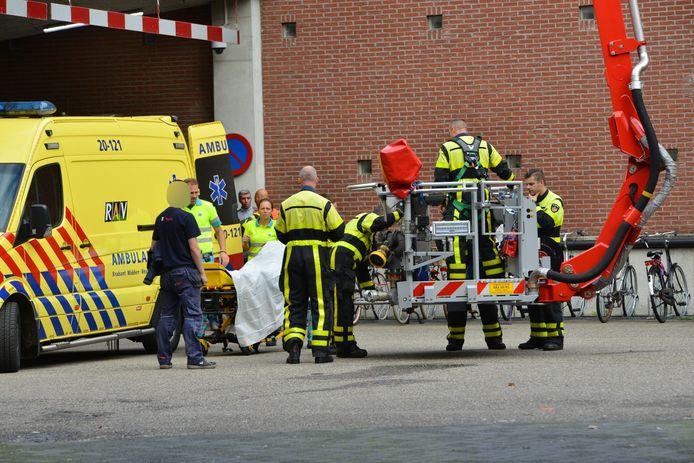 Ongeval Barones in Breda.