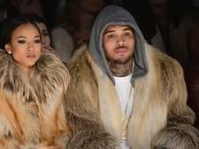Chris Brown moet ex-vriendin met rust laten
