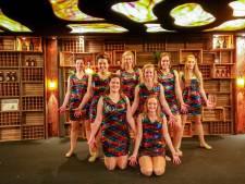 De laatste dans voor Showgroep Heusden