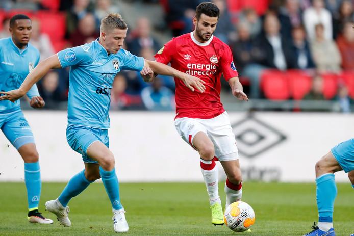 Mats Knoester begint ook tegen FC Utrecht in de basis.