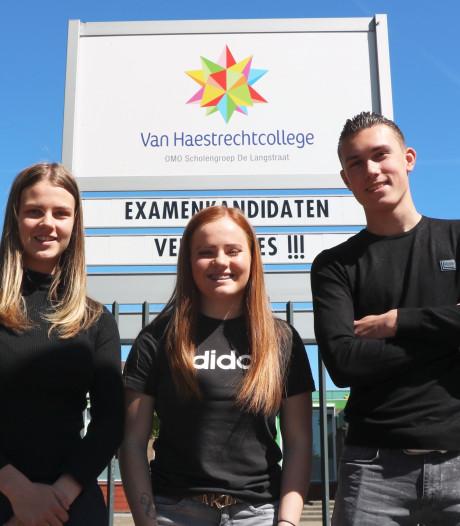 Leerlingen over het Van Haestrechtcollege in Kaatsheuvel: 'Het was altijd gezellig in de klas'