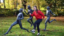 """Bobsleemeisje Dora De Haseleer klaar voor haar competitiedebuut: """"Angst mag je niet hebben, want dan blijf je beter thuis"""""""