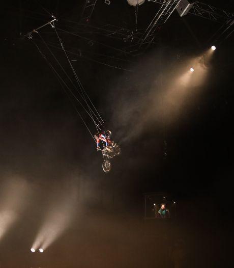Circusfestival Circolo gaat door: extra grote tenten met hoge tribunes