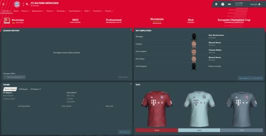 Ook de Bundesliga zit voortaan echt in deze game.