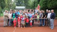 Herlokalisatie tennisclub Byblos kan eindelijk doorgaan