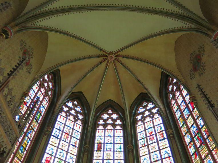 De restauratie is een duidelijke meerwaarde voor de kerk.