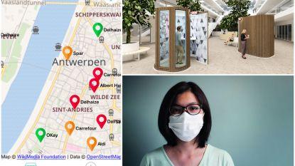 Nooit meer aangedampte brilglazen en de kraan bedienen met een app: deze Belgische bedrijven maken ons leven coronaproof