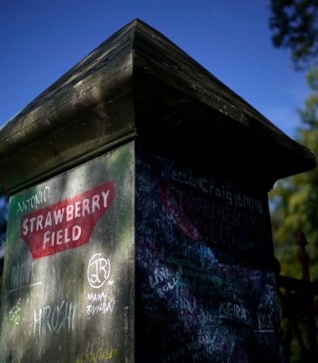 Iconisch 'Strawberry Field' open voor Beatlesfans