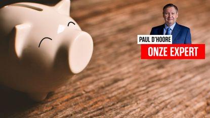 """Onze expert Paul D'Hoore: """"Vergeet dit jaar je pensioensparen niet"""""""