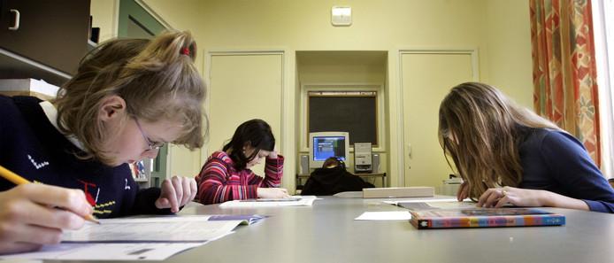 Meer oefenen is niet voor iedereen de oplossing, vindt het Regionaal Instituut Dyslexie.