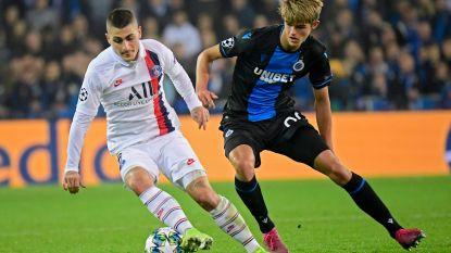 LIVE. Club en PSG rusten bij 0-1 na vroege goal Icardi, jonge De Ketelaere kwam het dichtst bij de gelijkmaker