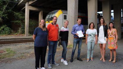 """CD&V: """"Leg fietstunnel aan onder spoorweg"""""""